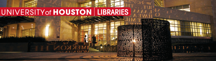 UH Libraries Banner